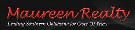 Maureen Realty - Leading Southern Oklahoma for Over 40 Years